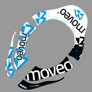 MOVEO Promo Stickers KIT (DYNAMIC)