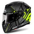 AIROH GP500 SECTORS HELMET   (YELLOW 무광)