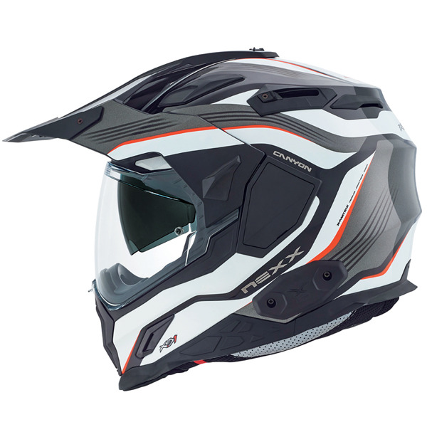 NEXX X.D1 CANYON (RED) Helmet