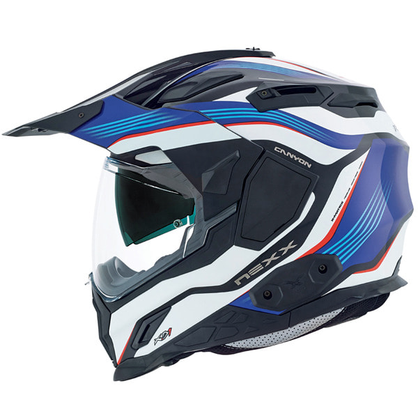 NEXX X.D1 CANYON (BLUE) Helmet